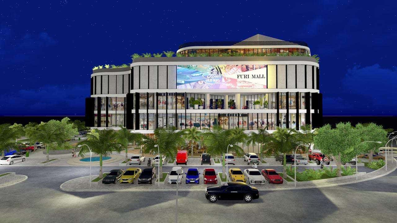 Which is the best shopping mall in Sihanoukville Market?